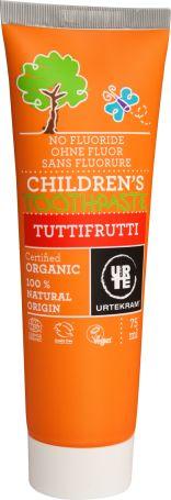 Urtekram Органічна зубна паста Тутті-фрутті. 75 мл - купить в интернет-магазине Юнимед