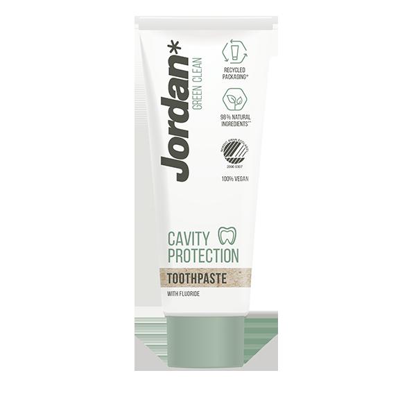 Зубна паста Jordan Green Clean Cavity Protect - купить в интернет-магазине Юнимед
