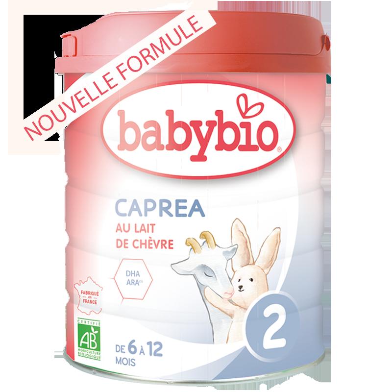 BabyBio Caprea2 Суміш дитяча з козиного молока, органічна для годування немовлят від 6 до 12 місяців 800 гр - купить в интернет-магазине Юнимед