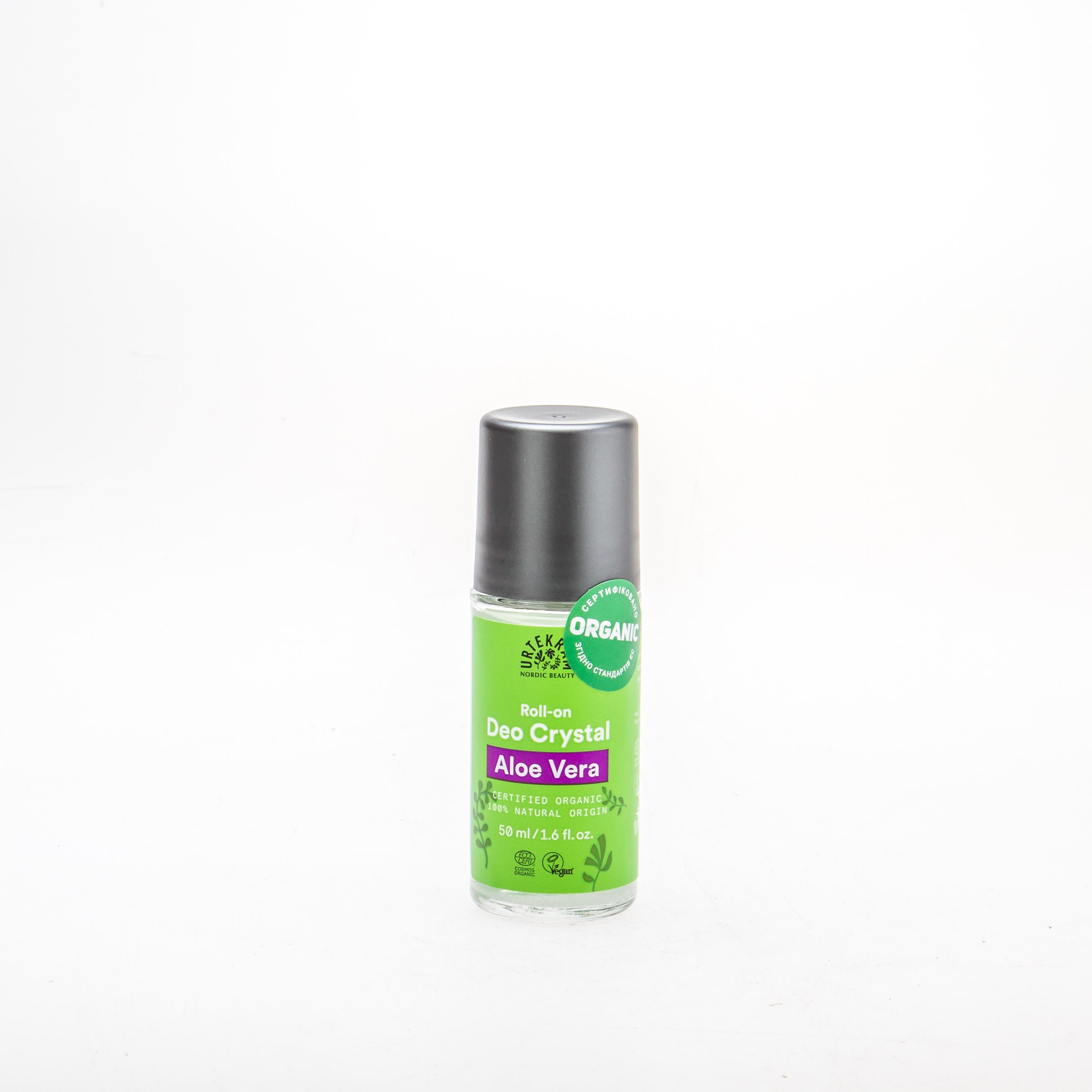 Urtekram Органічний роликовий дезодорант  Алоє Вера, 50 мл - купить в интернет-магазине Юнимед