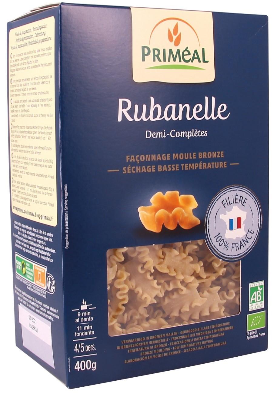 Органічна паста Rubanelle, 400 гр - купить в интернет-магазине Юнимед