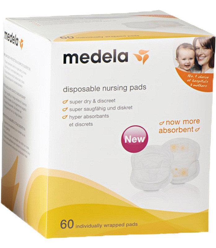 Одноразові прокладки в бюстгальтер (Disposable Nursing Pads) NEW, 60шт. - купить в интернет-магазине Юнимед
