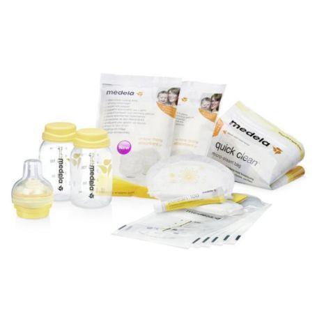 Набір для годування грудьми Breastfeeding starter kit - купить в интернет-магазине Юнимед