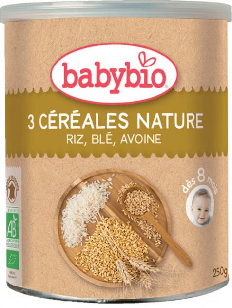 BabyBio Дитяче харчування: Каша органічна мультизлакова від 6 місяців - купить в интернет-магазине Юнимед