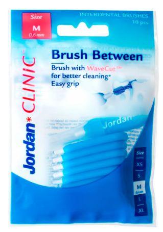 Міжзубні йоршики Brush Between М (м яке і потужне очищення) - купить в интернет-магазине Юнимед