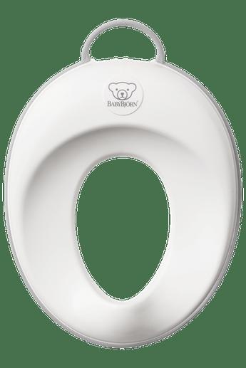 Сидіння до унітазу (Toilet Trainer) білий/сірий - купить в интернет-магазине Юнимед