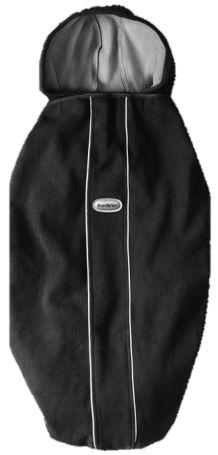 Чохол до рюкзака - кенгуру (чорний ) Cover for Baby Carrier, Black - купить в интернет-магазине Юнимед