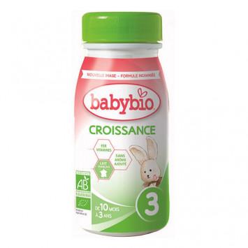 BabyBio Органічна Рідка молочна суміш для годування для годування немовлят 250 мл - купить в интернет-магазине Юнимед