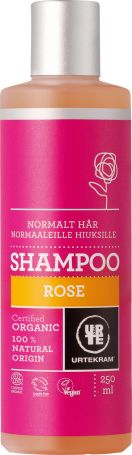 Urtekram Органічний шампунь. Троянда. 250мл. Для нормального волосся - купить в интернет-магазине Юнимед