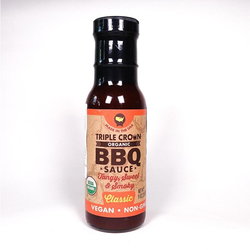 Органічний класичний BBQ соус з гостро-солодким & копченим смаком 250 гр - купить в интернет-магазине Юнимед