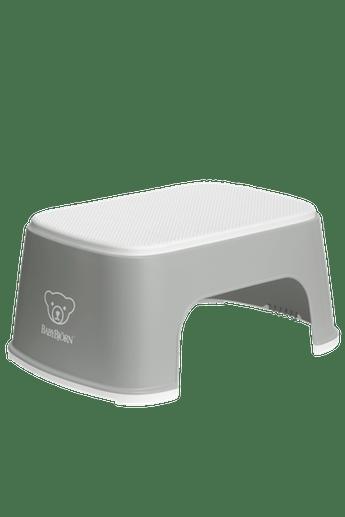 Підставка (Step Stool), білий верх/сірий низ - купить в интернет-магазине Юнимед