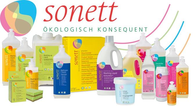 Sonett - це більше, ніж засоби по догляду за будинком