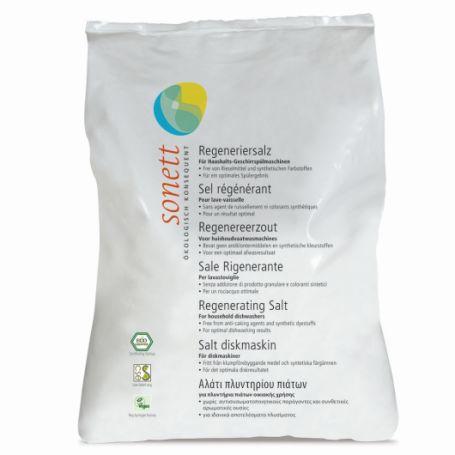 Sonett сіль для посудомийних машин. 2кг - купить в интернет-магазине Юнимед