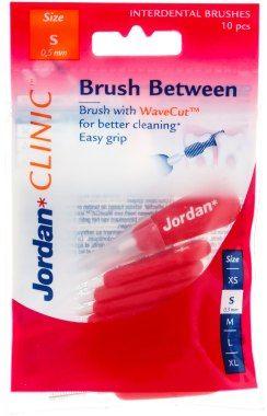 Міжзубні йоршики Brush Between S (м яке і потужне очищення) - купить в интернет-магазине Юнимед