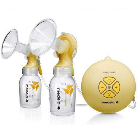 Двофазний електричний молоковідсмоктувач( Swing Maxi)  + Кальма (смарт соска) - купить в интернет-магазине Юнимед