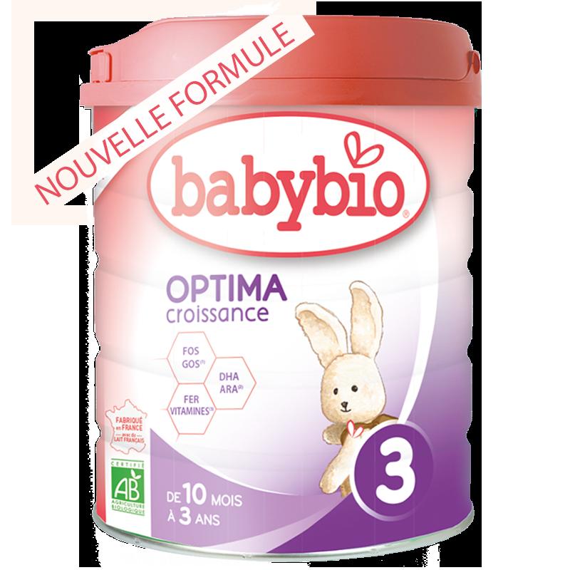 BabyBio Optima3 Суміш дитяча молочна органічна для годування немовлят та діток від 10 місяців до 3 р - купить в интернет-магазине Юнимед