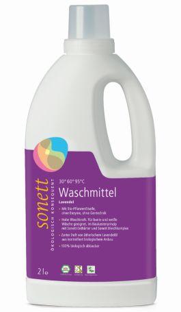 Sonett органічний рідкий пральний засіб. 2л. Концентрат - купить в интернет-магазине Юнимед