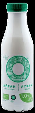 Напій кисломолочний органічний
