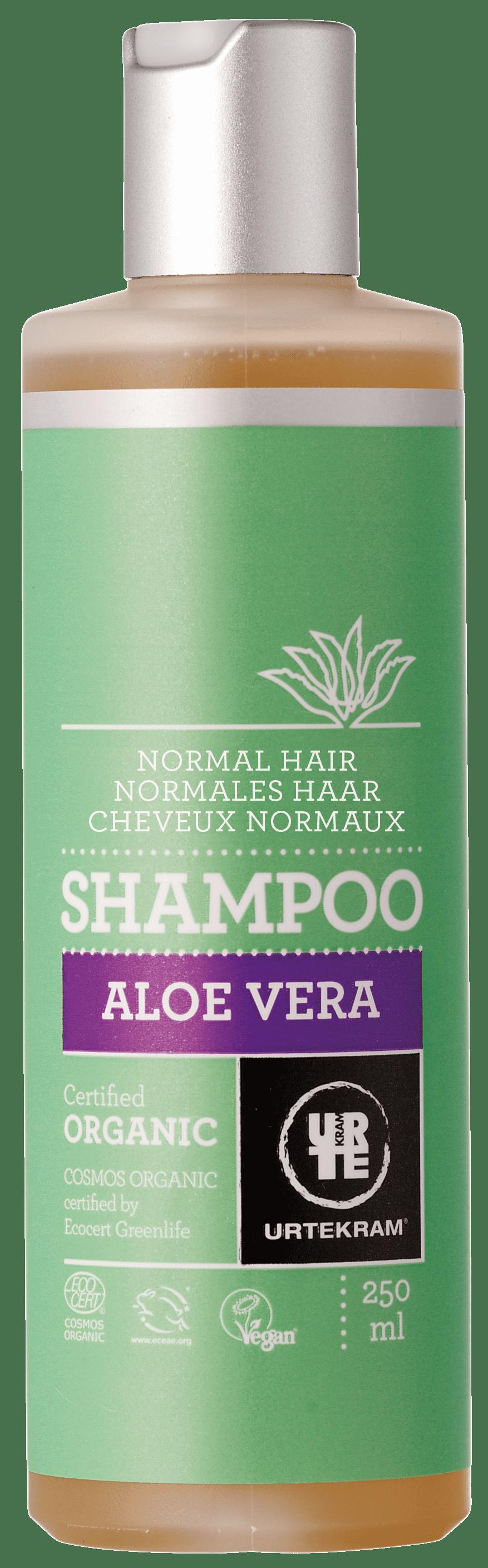 Urtekram Органічний шампунь. Алоє Вера. 250мл. Для нормального волосся - купить в интернет-магазине Юнимед