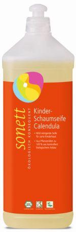 Sonett органічне дитяче мило-піна Календула (концентрат). 1л - купить в интернет-магазине Юнимед