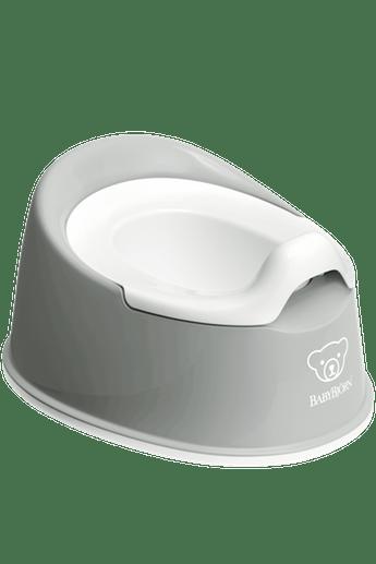 Горщик Смарт (Smart Potty), сірий/білий - купить в интернет-магазине Юнимед