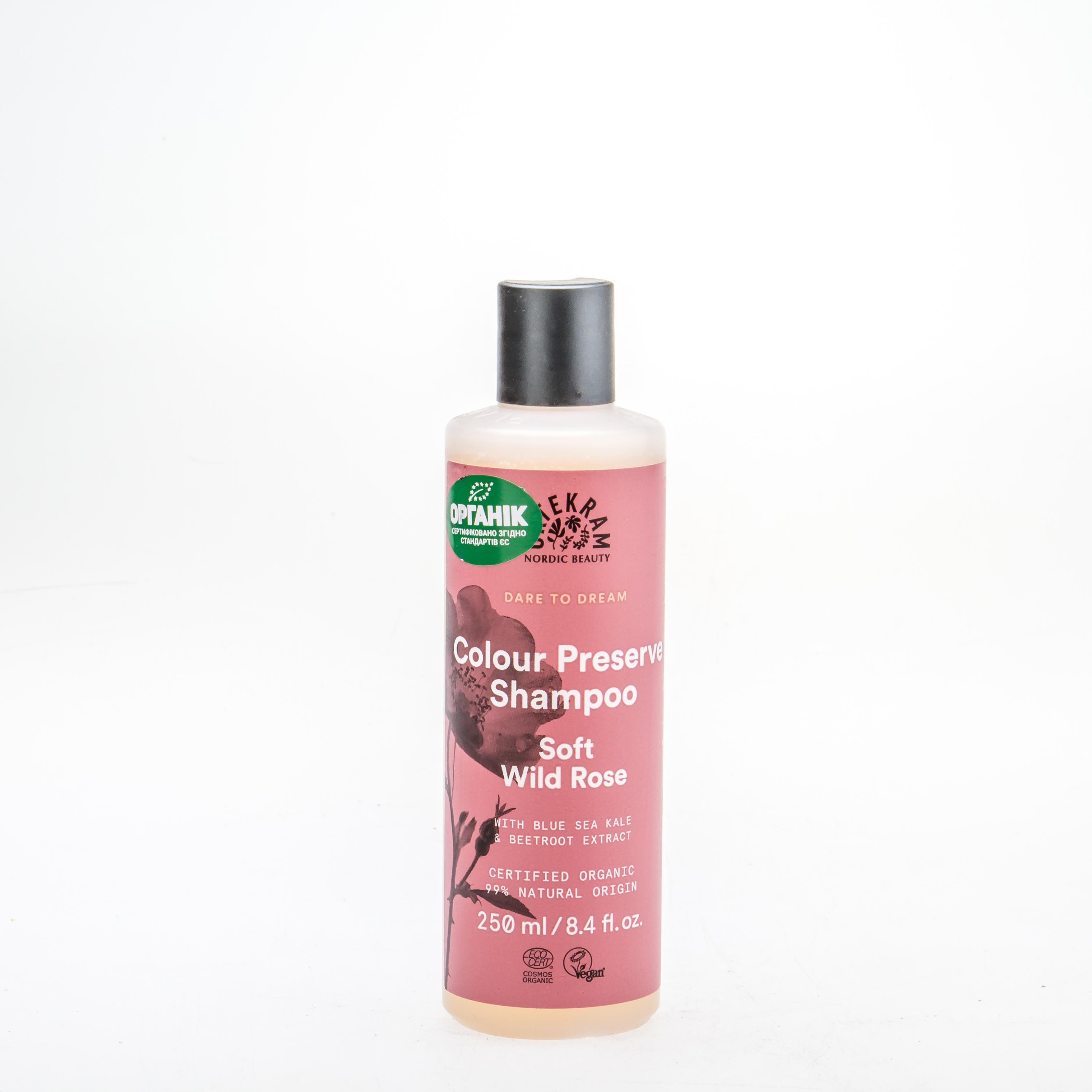 Органічний шампунь Дика Троянда, 250 мл - купить в интернет-магазине Юнимед
