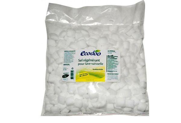Ecodoo Органічна регенеруюча сіль для посудомийних машин, 2,5кг - купить в интернет-магазине Юнимед