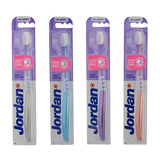 Зубна щітка Jordan Target Sensitive для чутливих зубів та ясен (ультра м'яка) - купить в интернет-магазине Юнимед