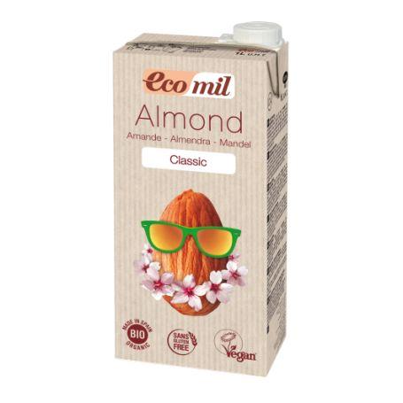 Органічне рослинне молоко з мигдалю класичне,1л - купить в интернет-магазине Юнимед