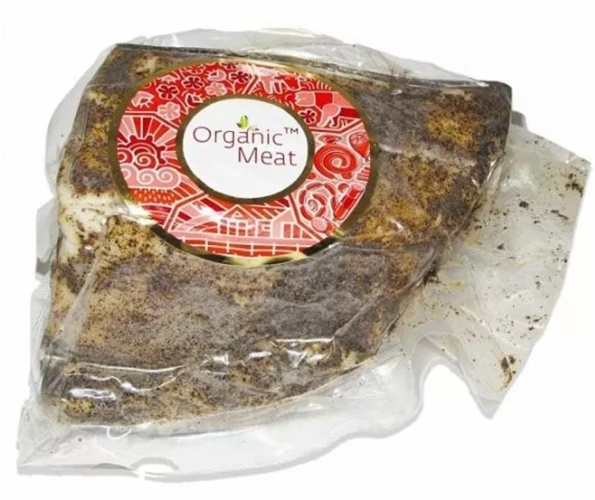 Сало Organic Meat органічне солоне 1/г, вагове (ціна за 1 кг) - купить в интернет-магазине Юнимед