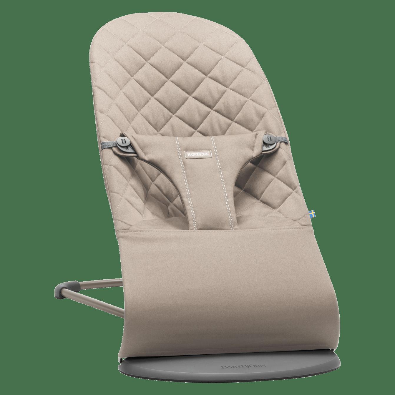 Крісло-шезлонг Balance Sand Grey Mesh (сірий) - купить в интернет-магазине Юнимед