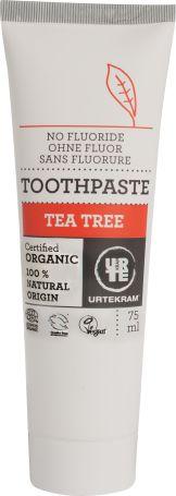Urtekram Органічна зубна паста Чайне дерево. 75 мл - купить в интернет-магазине Юнимед