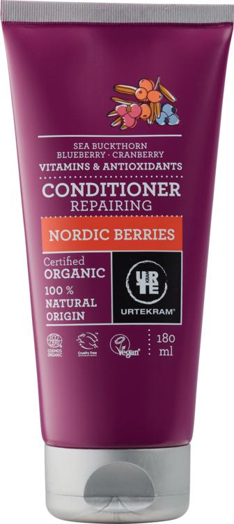 Urtekram Органічний кондиціонер Скандинавські ягоди  180мл. - купить в интернет-магазине Юнимед
