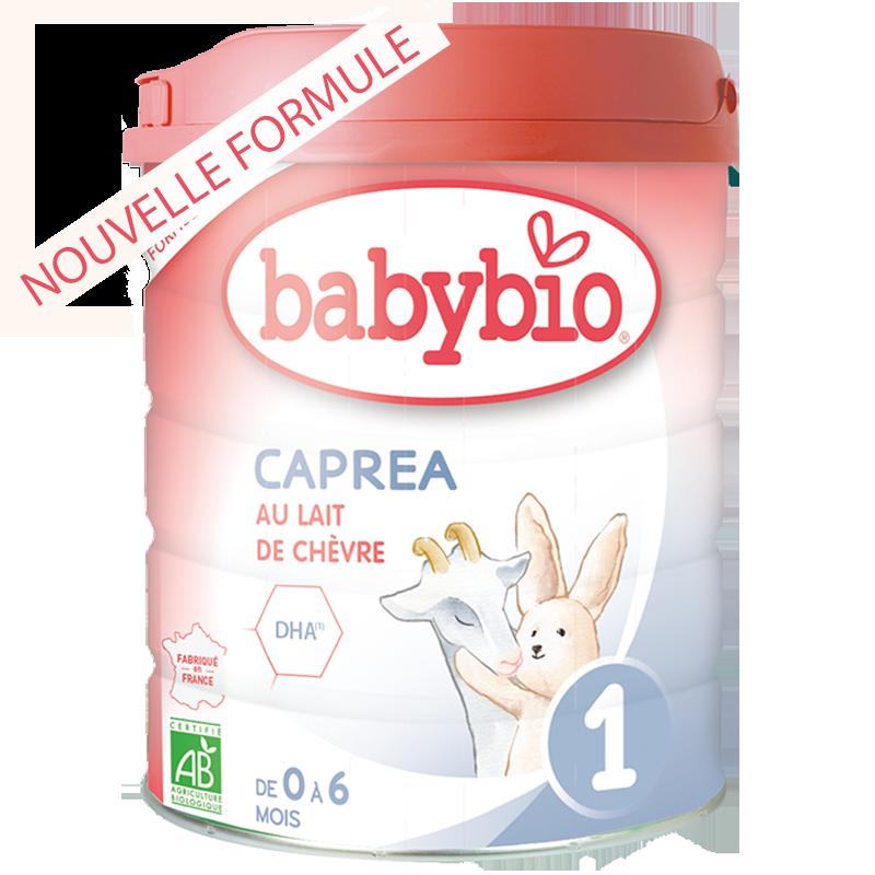 BabyBio Caprea1 Суміш дитяча з козячого молока, органічна   для немовлят  від 0 до 6 місяців - купить в интернет-магазине Юнимед