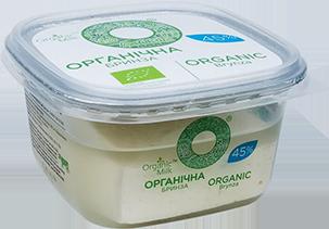 Бринза органічна 45 % 100 гр - купить в интернет-магазине Юнимед