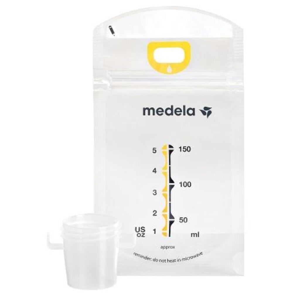 Пакеты для хранения грудного молока (Breastmilk Bags), 2 шт. - купить в интернет-магазине Юнимед