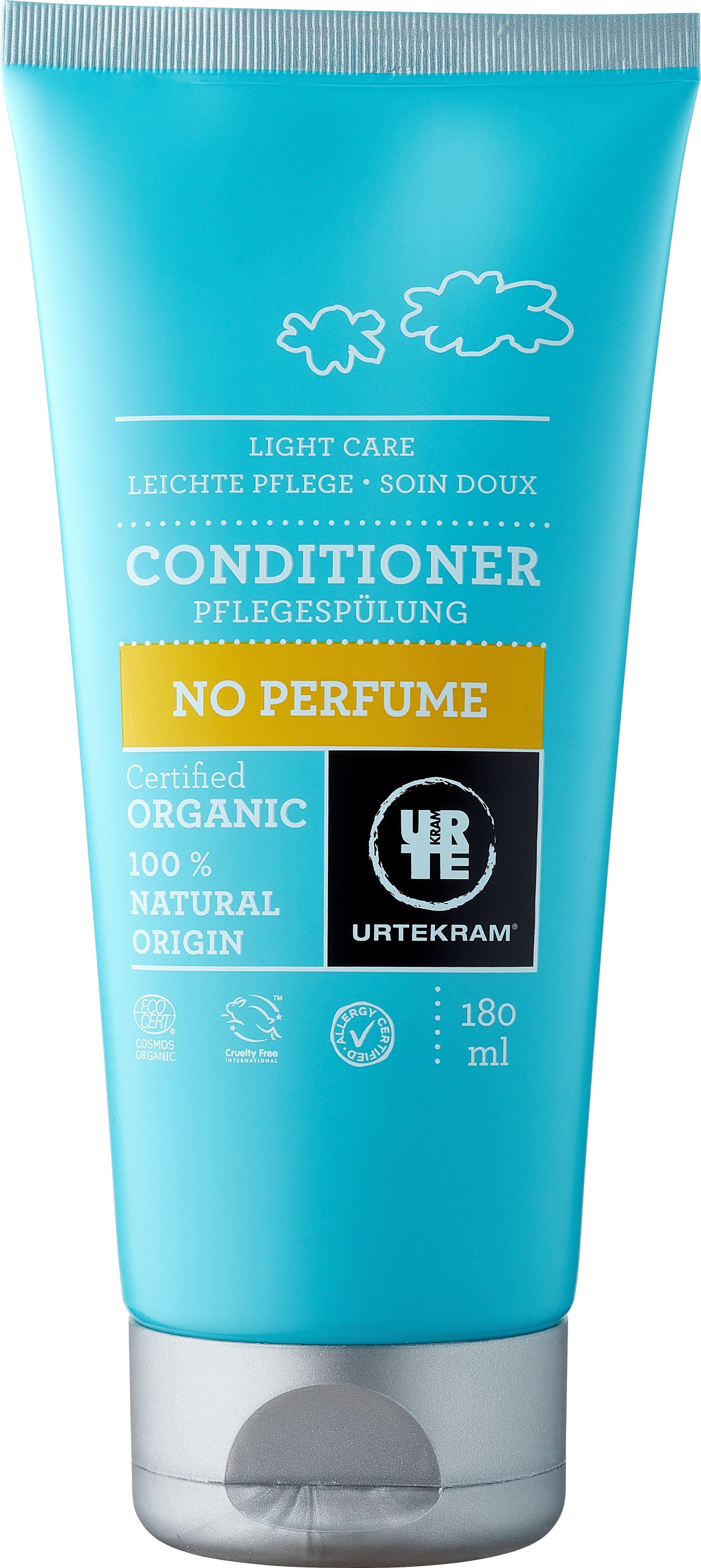 Urtekram Органічний кондиціонер. Без аромату. 180 мл. - купить в интернет-магазине Юнимед