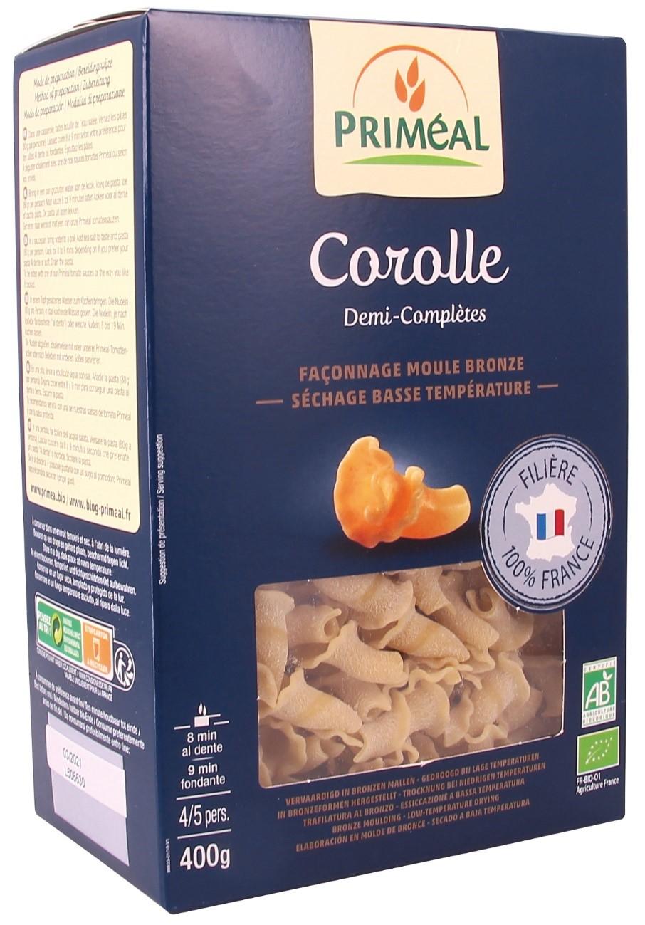 Органічна паста Corolle, 400 гр - купить в интернет-магазине Юнимед