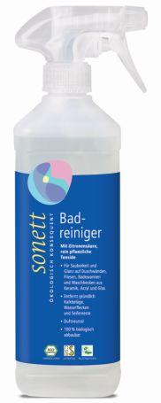 Sonett органічний миючий засіб для ванної кімнати. 0,5л. - купить в интернет-магазине Юнимед