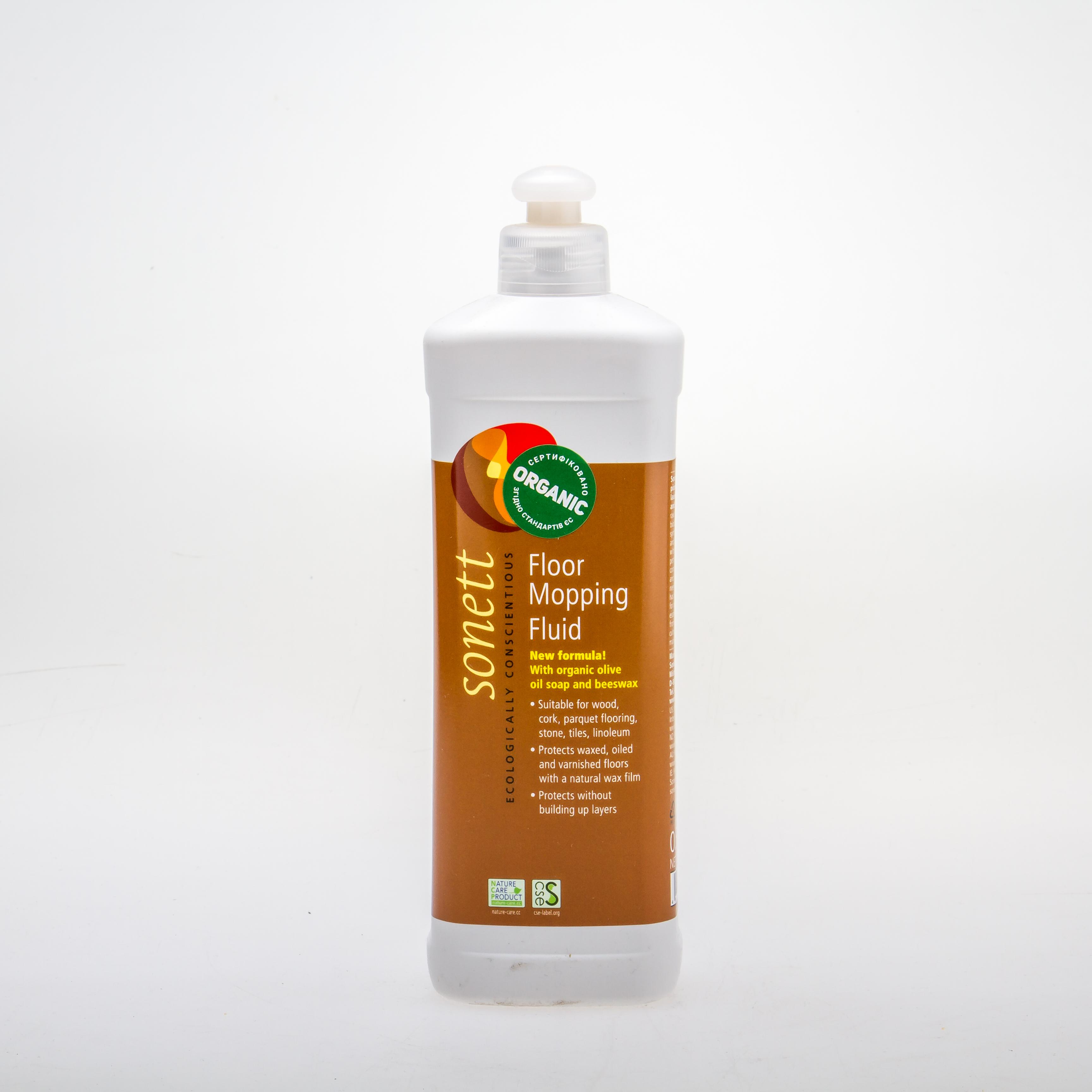 Sonett органічна рідина для миття підлоги, 500 мл - купить в интернет-магазине Юнимед